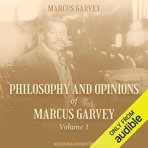 『Philosophy and Opinions of Marcus Garvey Volume 1』のカバーアート