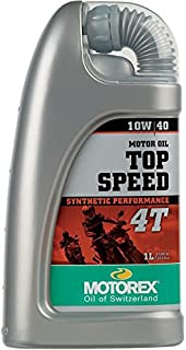 Motorex Top Speed 4T Oil 10W40 - 1 Liter