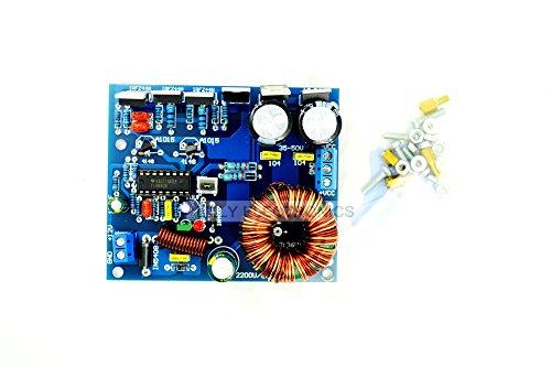 Q-BAIHE 12V Schaltleistung Boost +/-25V-36V TDA7294+ LM3886Verstärker