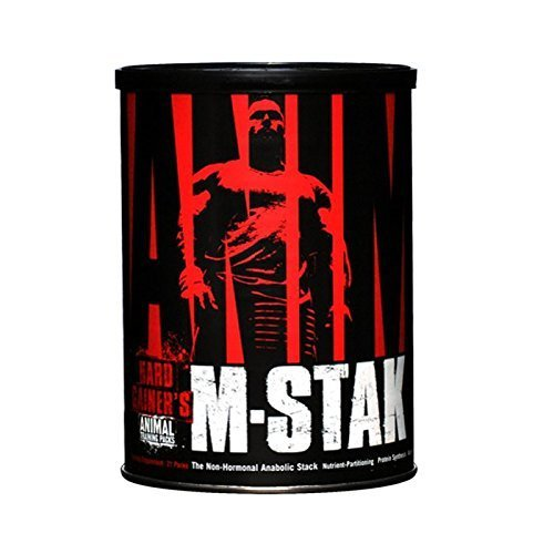 Animal M-Stak - Pack of 21 by Unknown