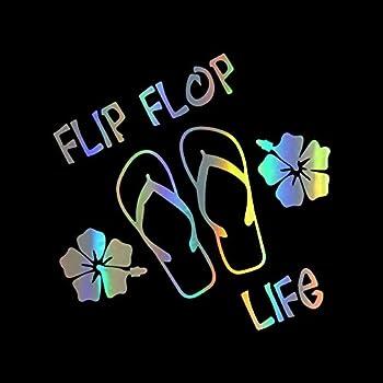 Best flip flop decals Reviews