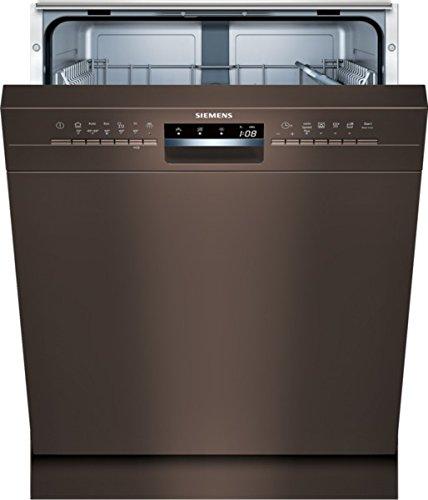 Siemens SN336M01GE iQ300 Geschirrspüler 1.7 cm/A++ / 258 kWh/Jahr / 2660 L/Jahr/AquaStop/umbra