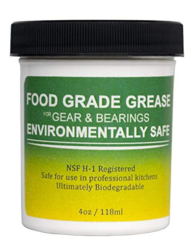 Food Grade Grease for Stand Mixer NOW Environmentally Friendly- MADE IN THE USA-Safest option for your kitchen.