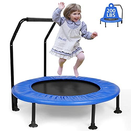 Mini Trampolin für Kinder ø101cm,...