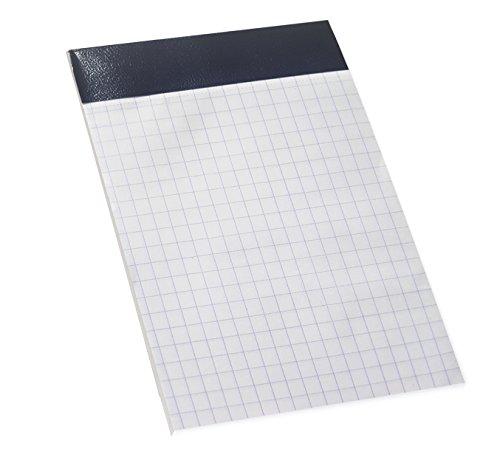 Enri 100103760 - Pack de 10 blocs de notas grapados sin tapa, A7