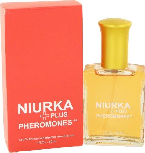 Niurka Marcos Plus Pheromones Eau De Parfums Spray for Women, 2 Ounce