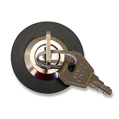 Steckdosenschloss Nr. 808, mit 2 Schlüsseln