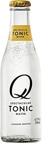 シーエフシージャパン Qドリンク Qトニックウォーター 198ml瓶×24本入× 2ケース