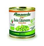 Almaverde Bio Soia Edamamo cotta al vapore Biologica. 3 confezioni da 200 gr.