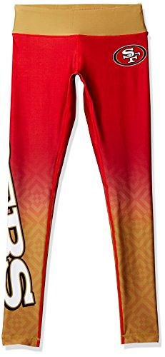 FOCO Gradient Print Legging, Team Color, Large
