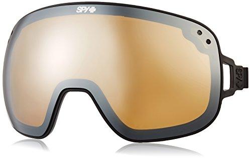 Spy Optic Bravo Objektiv Einheitsgröße Bronze with Silver Mirror Lens
