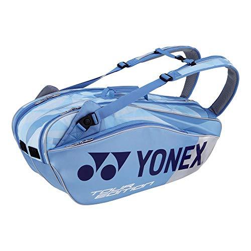 YONEX Pro Thermobag 6er Klassische Sporttaschen, hellblau, 7-9 Tennisschläger
