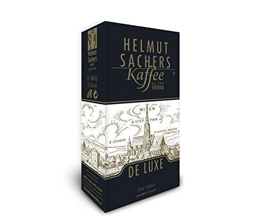 Helmut Sachers Kaffee De Luxe, gemahlen, 500 g, 1111