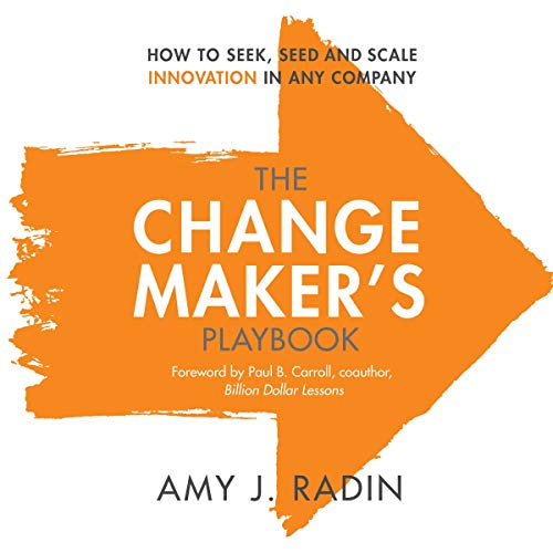 The Change Maker's Playbook Titelbild
