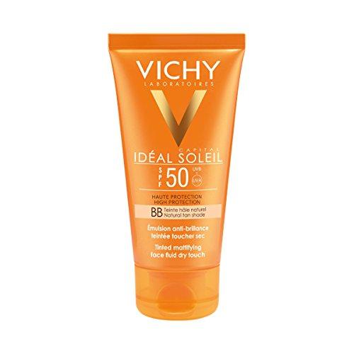 Vichy Ideal Soleil Protector Solar BB Toque Seco Fluido