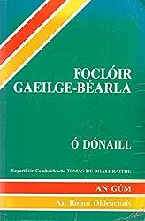 Focloir Gaeilge-Bearla/Irish-English Dictionary: Niall O'Donaill