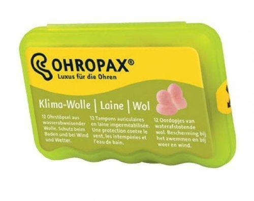 Ohropax Windwolle, 12 St