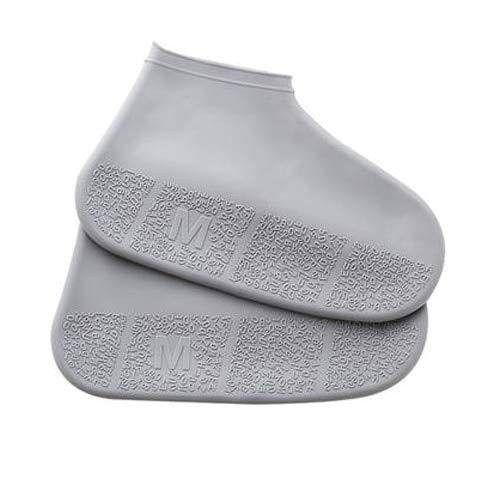 Yongqin Fundas Para Zapatos Impermeables Reutilizables Impermeables Impermeables Fundas Para Zapatos Impermeables Fundas De Silicona Lavables Resistentes Al Desgaste Fundas Para Zapatos Bota