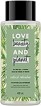 Love beauty and planet tea tree oil & vetiver shampoo, 400ml (1 battles)