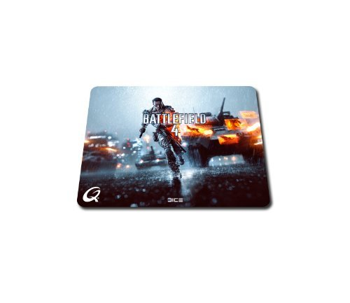 Portable, Kingston Technology Battlefield 4 Pro QPAD FX Series Gaming MousePad (FX29) Size: 11 x 9 inches Consumer Electronic Gadget Shop