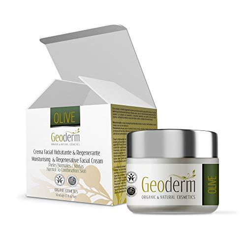 Crema Hidratante Facial Mujer: Ecológica