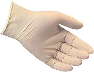 NU con tan solo tocar 1,5 guantes de látex de desechables para pies y piernas | De forma gratuita aroma de polvos de talco | Cambio de color sensible a cable de seguridad para aire y de la sensación de