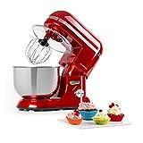 Klarstein Bella Elegance robot de cocina - 1300W/1,7PS en 6