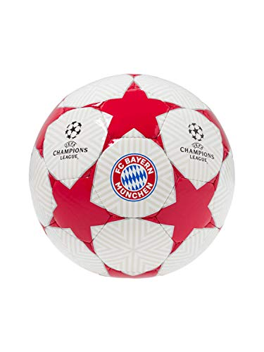 FC Bayern München Ball Champions League Größe 5 UCL