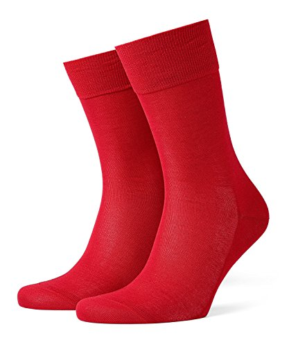 Burlington Cardiff Herren Socken scarlet (8228) 40-46 One size fits all (Gr. 40-46)