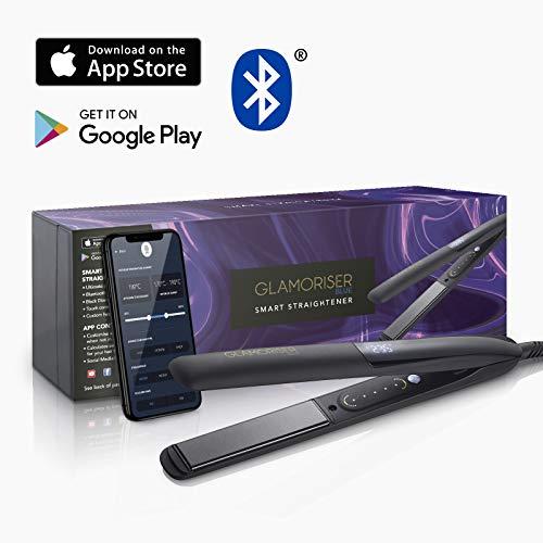 Glamoriser Bluetooth Intelligente Piastra Per Capelli - 1 Unità