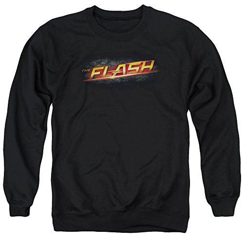 Flash - Logo Pull Hommes, Large, Black