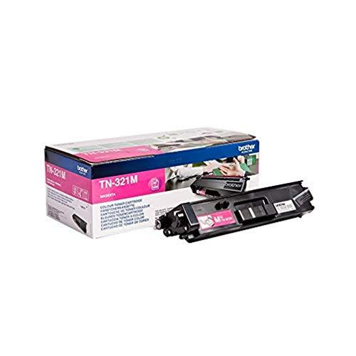 Brother Original Tonerkassette TN-321M magenta (für Brother DCP-L8400CDN, DCP-L8450CDW, HL-L8250CDN, HL-L8350CDW, MFC-L8650CDW, MFC-L8850CDW)