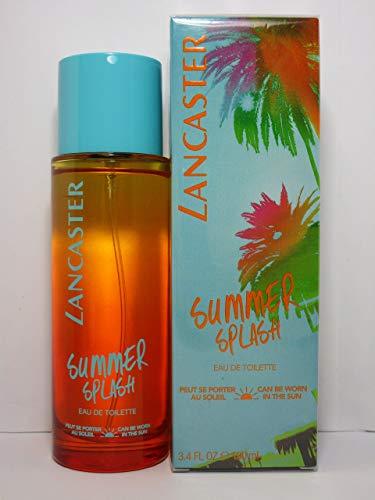 Summer Splash by Lancaster Eau De Toilette Spray 3.4 oz by Lancaster