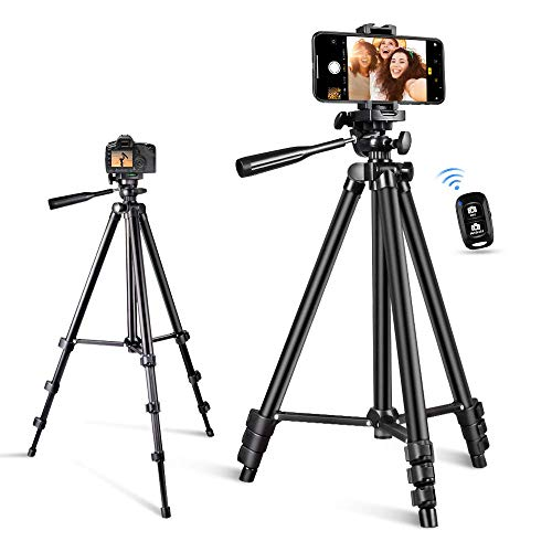 Best phone tripod with remote