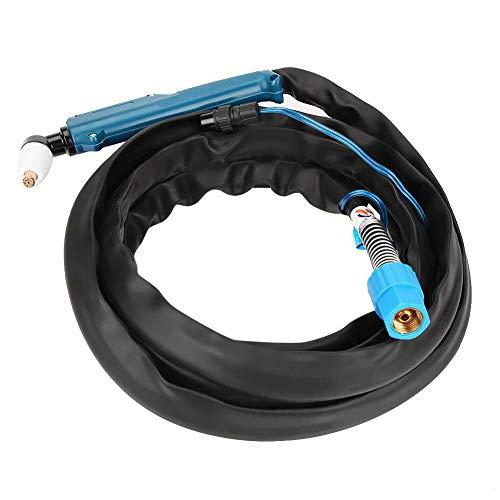 Plasma Schneidbrenner, PT31 LGK40A Luft Plasmaschneider Plasma-Schneider Schlauchpake mit 40A Schweißstrom für CUT-40 LGK40 CT-416 - 8