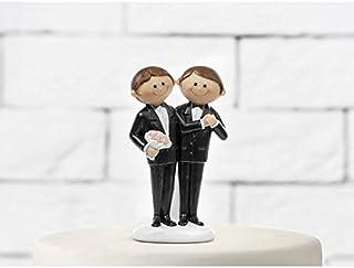 Amazonfr Figurine Mariage Gay