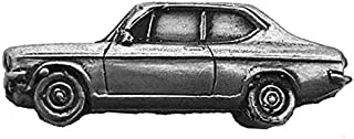 Datsun 1200 2 Door Saloon ref57 Spilla effetto peltro