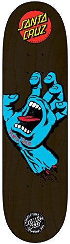 Santa Cruz Screaming Hand vassoio di skateboard da adulto, Multicolore