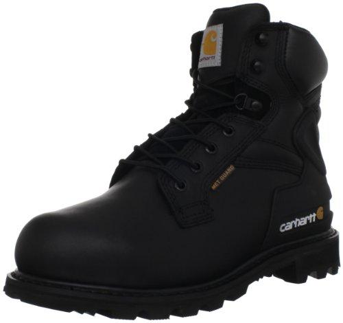 Carhartt Men's CMW6610 6 Met Work Boot,Black Oil Tanned,15 W US