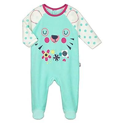 Petit Béguin–Pijama bebé terciopelo Little Cute