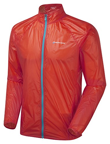 MONTANE Featherlite 7 Jacket - SS17 - X Large - Orange