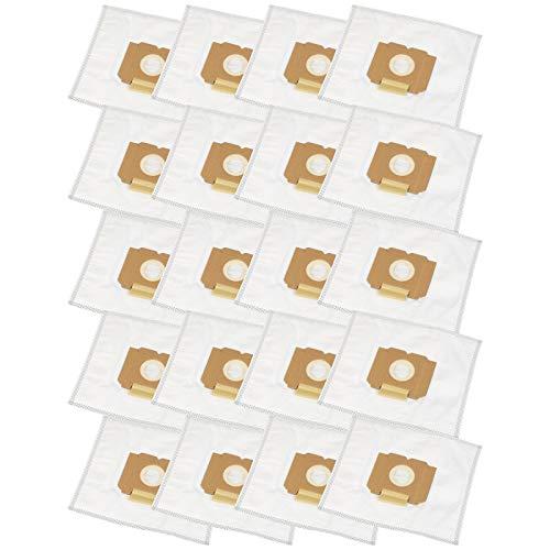 20 Staubsaugerbeutel geeignet für Profectis 087.663-1, 101.415-9, 229.179-7