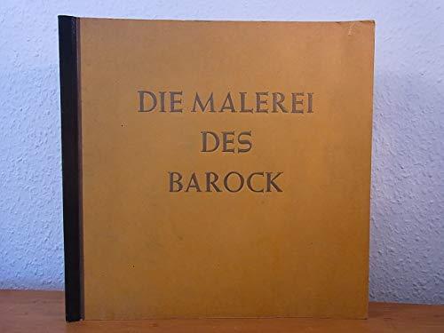 Die Malerei des Barock (Sammelbilderalbum - vollständig)