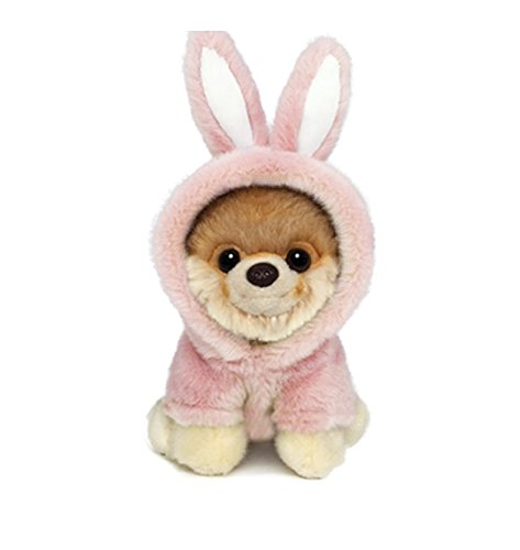 Gund Itty Bitty Boo #43 Easter Bunny Plush Toy Dog Stuffed Toy