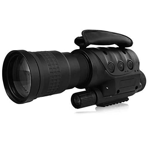 Why Choose ChenyanAwesom Monocular Telescope 8x60 Digital Night Vision Telescope Infrared Ray HD Cle...