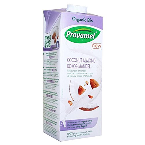 Provamel   Coconut & Almond Drink   4 x 1l