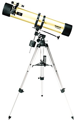Tasco Luminova 114 x 900 mm Reflector Telescope, 40114675, Ideal for Beginner...