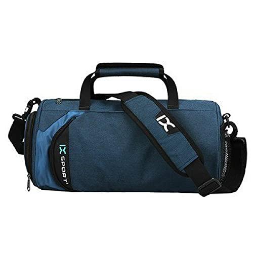 Bolsa de hombre Bolsas de gimnasia para hombres para entrenamiento físico Bolsa de deporte de viaje al aire libre Multifunción Bolsas de separación húmedas y secas Deporte | Bolsas de gimnasia