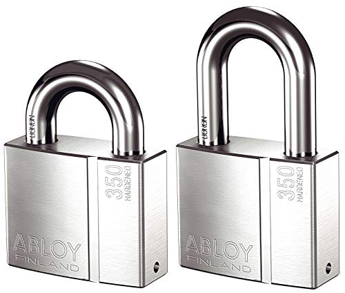 Abloy PL350 Brass Padlock