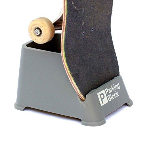 Parking Block Skateboard Storage, Display, Organizer 3-Pack